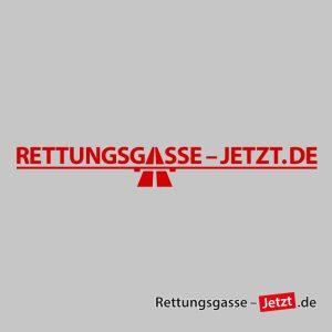 Aufkleber Rettungsgasse-JETZT.de