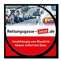 Rettungsgasse-JETZT.de Logo